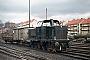 """MaK 600415 - Ilmebahn """"V 65-02"""" 17.04.1973 - Seesen, RangierdienstHarald Bormann"""
