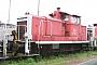 """MaK 600417 - Railion """"365 102-3"""" 09.05.2004 - Mannheim, BahnbetriebswerkRalf Lauer"""