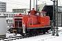 "MaK 600418 - Railion ""365 103-1"" 27.01.2007 - Basel, Badischer BahnhofNahne Johannsen"