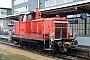 """MaK 600418 - DB Schenker """"363 103-3"""" 02.04.2015 - Freiburg, HauptbahnhofDietmar Stresow"""