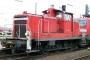 "MaK 600422 - Railion ""363 107-4"" 13.11.2006 - Heilbronn, HauptbahnhofMartin Schmelzle"