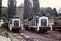 """MaK 600427 - DB """"261 112-7"""" 20.07.1984 - Kassel, AusbesserungswerkJulius Kaiser"""