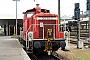 "MaK 600429 - Railion ""363 114-0"" 29.05.2008 - Hannover, HauptbahnhofAlexander Leroy"
