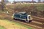 "MaK 600431 - DB ""261 116-8"" 15.03.1977 - Kornwestheim, RangierbahnhofStefan Motz"