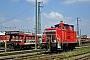 """MaK 600431 - Railion """"363 116-5"""" 15.07.2006 - München-OstWerner Schwan"""