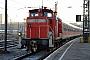 "MaK 600433 - Railion ""363 118-1"" 20.12.2007 - München, HauptbahnhofAlexander Leroy"