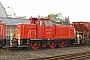 "MaK 600436 - Railsystems ""363 121-5"" 11.10.2014 - Eisenach, HauptbahnhofJoachim Lutz"