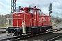 "MaK 600436 - HSL ""363 121-5"" 01.04.2015 - Gotha, HauptbahnhofPeter Kalbe"