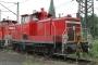 "MaK 600437 - Railion ""363 122-3"" 09.07.2006 - Oberhausen-OsterfeldRolf Alberts"