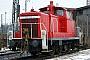 "MaK 600437 - Railion ""363 122-3"" 13.01.2009 - Wanne-EickelAlexander Leroy"