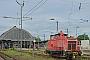 """MaK 600437 - DB Cargo """"363 122-3"""" 15.07.2017 - Karlsruhe, HauptbahnhofWerner Schwan"""
