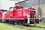 """MaK 600439 - DB Cargo """"363 124-9"""" 01.08.2002 - SeddinHeiko Müller"""