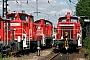 """MaK 600443 - DB AG """"363 128-0"""" 21.06.2008 - Oberhausen-Osterfeld, BahnbetriebswerkMalte Werning"""