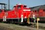"""MaK 600443 - DB AG """"363 128-0"""" 03.04.2005 - Oberhausen-OsterfeldRolf Alberts"""