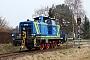 """MaK 600445 - MWB """"V 665"""" 24.03.2015 - LüneburgKlaus Schulmann"""