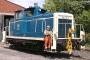 """MaK 600446 - RSE """"365 131-2"""" 26.07.2007 - Bonn-Beuel, BahnhofClemens Schumacher"""