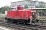 "MaK 600447 - Railion ""363 132-2"" 15.09.2005 - München, Bahnhof HeimeranplatzTheo Stolz"