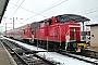 """MaK 600447 - DB Schenker """"363 132-2"""" 19.02.2013 - Cottbus, HauptbahnhofChristian Dreher"""