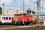 "MaK 600447 - DB Cargo ""363 132-2"" 17.07.2016 - Berlin-RummelsburgPeter Wegner"