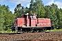 "MaK 600447 - DB Cargo ""363 132-2"" 07.07.2020 - BorkheideRudi Lautenbach"