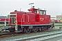 "MaK 600448 - DB Cargo ""363 133-0"" 06.08.2003 - Mühldorf (Oberbayern), BetriebshofHeiko Müller"