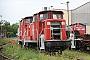 "MaK 600449 - Railion ""363 134-8"" 16.06.2013 - CottbusThomas Wohlfarth"