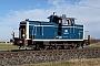 """MaK 600450 - NOBEG """"363 135-5"""" 26.02.2017 - Triesdorf, BahnhofMartin Eischer"""
