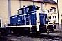 """MaK 600451 - DB AG """"365 136-1"""" 23.01.1994 - Tübingen, BahnbetriebswerkErnst Lauer"""