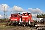 """MaK 600451 - DB Cargo """"363 136-3"""" 13.07.2016 - Rostock, Bahnhof Rostock SeehafenPeter Wegner"""