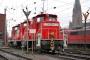 """MaK 600452 - DB AG """"363 137-1"""" 20.02.2005 - Oberhausen-OsterfeldRolf Alberts"""
