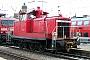 "MaK 600454 - Railion ""363 139-7"" 26.08.2007 - Heilbronn, HauptbahnhofMartin Schmelzle"