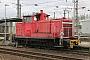 """MaK 600454 - DB Schenker """"363 139-7"""" 15.01.2015 - Karlsruhe, HauptbahnhofGerd Zerulla"""