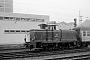 "MaK 600455 - DB ""261 140-8"" __.10.1971 - Koblenz, HauptbahnhofDr. Günther Barths"