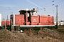 """MaK 600455 - Railion """"365 140-3"""" 19.03.2006 - Mainz-Bischofsheim, BahnbetriebswerkJulius Kaiser"""