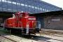 "MaK 600464 - Railion ""363 149-6"" 07.09.2004 - Chemnitz, HauptbahnhofErik Rauner"