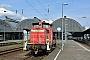 """MaK 600464 - DB Cargo """"363 149-6"""" 01.04.2017 - Karlsruhe, HauptbahnhofWerner Schwan"""