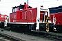 """MaK 600465 - DB Cargo """"365 150-2"""" 09.04.2000 - Ludwigshafen, BahnbetriebswerkErnst Lauer"""