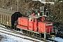 """MaK 600465 - DB Cargo """"363 150-4"""" 11.01.2017 - Kornwestheim, RangierbahnhofHans-Martin Pawelczyk"""