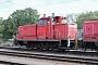 """MaK 600465 - DB Cargo """"363 150-4"""" 05.09.2017 - Karlsruhe, HauptbahnhofErnst Lauer"""