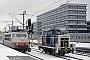 "MaK 600468 - DB ""261 232-3"" 16.02.1987 - Hannover, HauptbahnhofArchiv Ingmar Weidig"