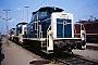 "MaK 600469 - DB AG ""361 233-0"" 14.05.1995 - MannheimErnst Lauer"