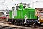 """MaK 600470 - SETG """"V60.01"""" 28.10.2018 - Siegen, Südwestfälisches EisenbahnmuseumArmin Schwarz"""