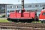 "MaK 600471 - DB Schenker ""363 235-3"" 15.09.2009 - DresdenSandra Lauer"