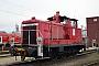 """MaK 600471 - DB Cargo """"98 80 3363 235-3 D-DB"""" 06.03.2017 - KielNorbert Basner"""