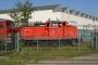 """MaK 600473 - Railion """"363 237-9"""" 18.09.2005 - Cottbus, AusbesserungswerkErik Rauner"""