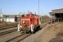 """MaK 600474 - Railion """"363 238-7"""" 16.12.2004 - Chemnitz, SüdbahnhofErik Rauner"""