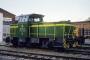 "MaK 700023 - Krupp Stahl ""KS-WB 631"" __.10.1992 - Moers, MaKRolf Alberts"
