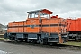 "MaK 700024 - Sachtleben ""2"" 09.02.2015 - Moers, Vossloh Locomotives GmbH, Service-ZentrumRolf Alberts"