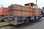 """MaK 700024 - Sachtleben """"2"""" 09.02.2015 - Moers, Vossloh Locomotives GmbH, Service-ZentrumJörg van Essen"""