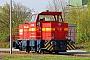 """MaK 700025 - RheinCargo """"DH 102"""" 24.04.2015 - LengerichHeinrich Hölscher"""